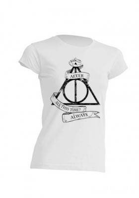 CAMISETA AFTER ALL THIS TIME? ALWAYS