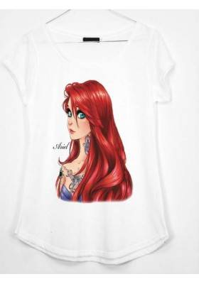 CAMISETA ESTAMPADA ANA