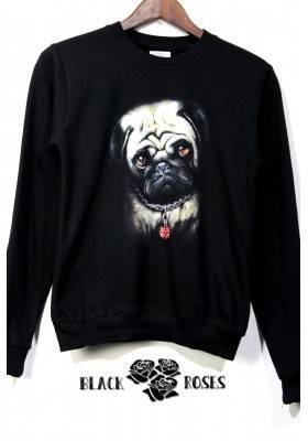 SUDADERA ESTAMPADA DOG