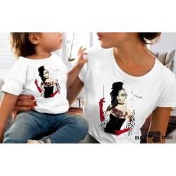 Camiseta Cruella